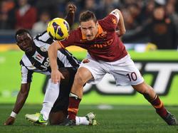 Totti ist der Matchwinner