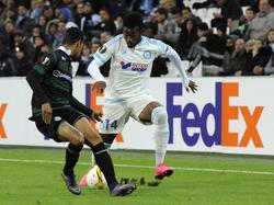 Georges-Kévin N'Koudou dejará de usar la camiseta del Marsella desde hoy. (Foto: Getty)