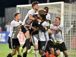 Die deutsche U19 kann sich auf die U20-WM freuen