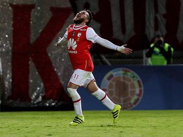Santa Fe derrotó al Deportivo Independiente Medellín. (Foto: Imago)