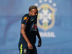 Neymar ist bei der WM nicht immer positiv aufgefallen
