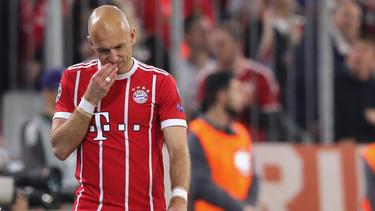 Lockt Arjen Robben eine neue Herausforderung?