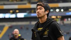 BVB-Star Shinji Kagawa stieg nicht in den Flieger zum DFB-Pokalspiel