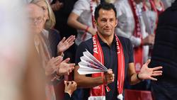 Hasan Salihamidzic sieht seine Position in München nicht geschwächt