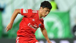 Hee-chan Hwang kehrt wohl in den HSV-Kader zurück