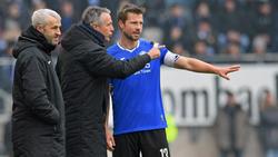 Julian Börner ist für ein Spiel gesperrt worden