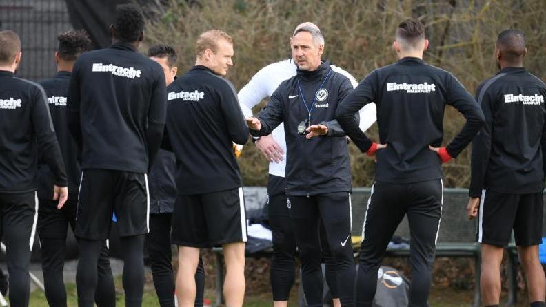 Eintracht Frankfurt will Erfolgsgeschichte im San Siro fortschreiben