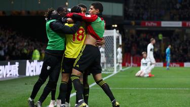 Der FC Watford steht im Finale des FA Cups