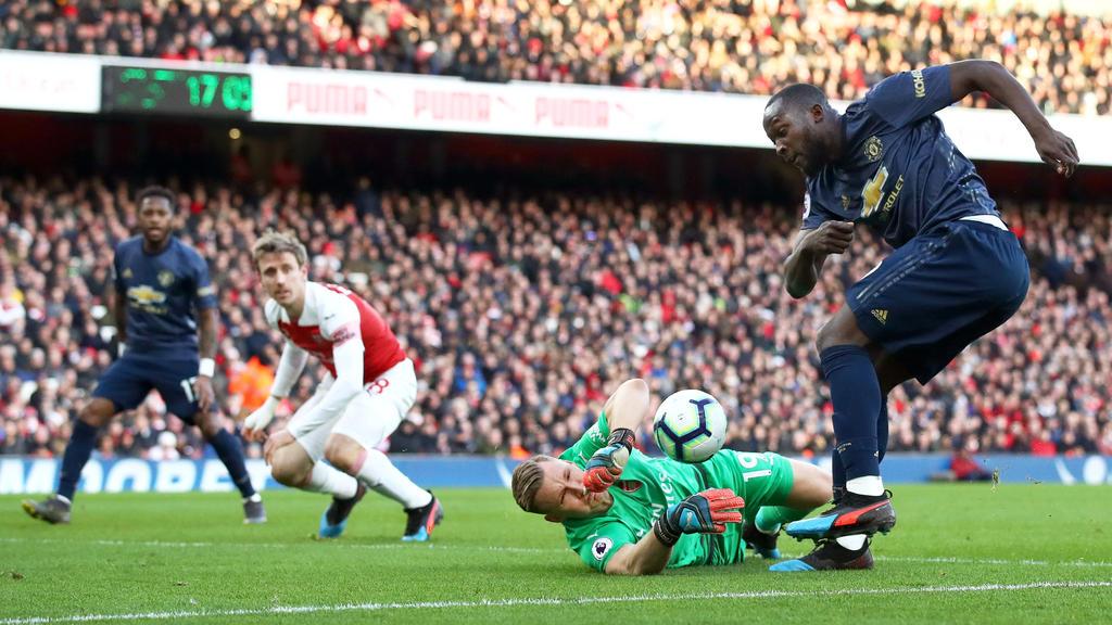 Romelo Lukaku von Manchester United beim FC Bayern gehandelt