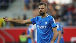 Lukas Hinterseer steht kurz vor einem Wechsel zum HSV
