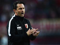 Dirk Schuster will die Bayern ärgern