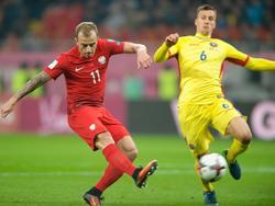 Grosicki trifft für Polen