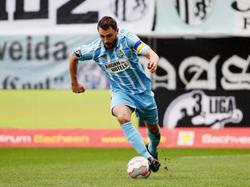 Kapitän Kevin Conrad verlässt den Chemnitzer FC