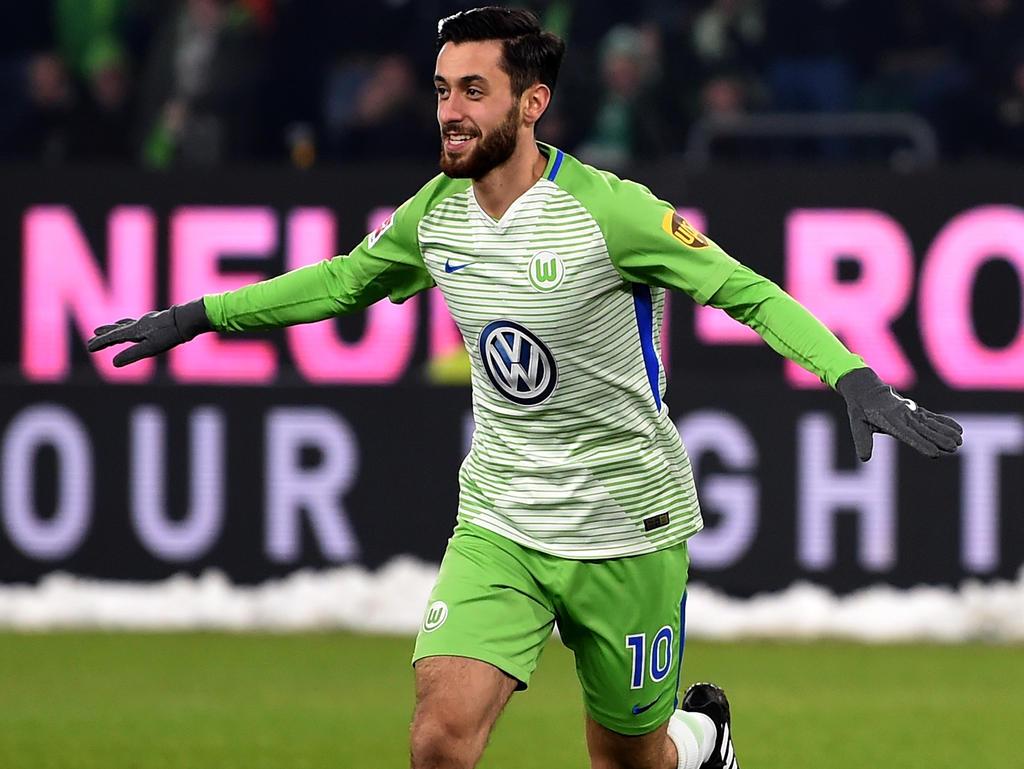 Yunus Malli gehört beim VfL Wolfsburg zu den Leistungsträgern