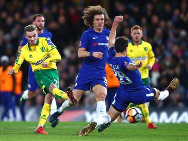 Es la primera victoria del Chelsea en 2018, después de cuatro empates en el nuevo año. (Foto: Getty)