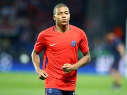 Kylian Mbappé fehlt Paris Saint-Germain womöglich monatelang