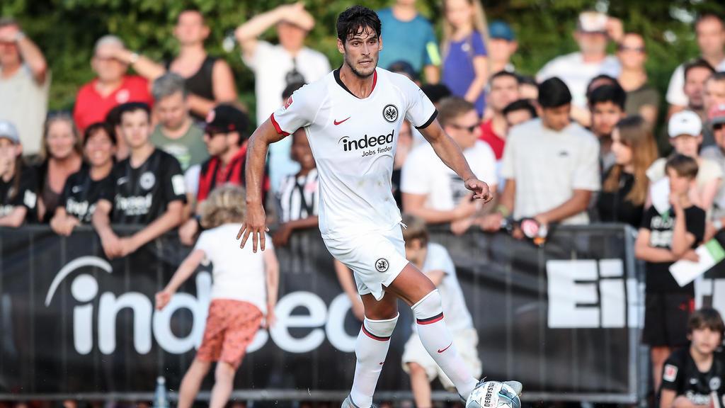 Auf Eintracht Frankfurt wartet in der Europa League womöglich eine harte Prüfung