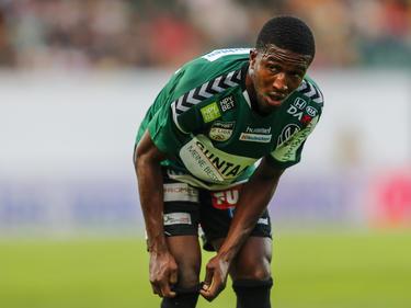 Kelvin Arase bestritt nur zwei Spiele für die SV Ried