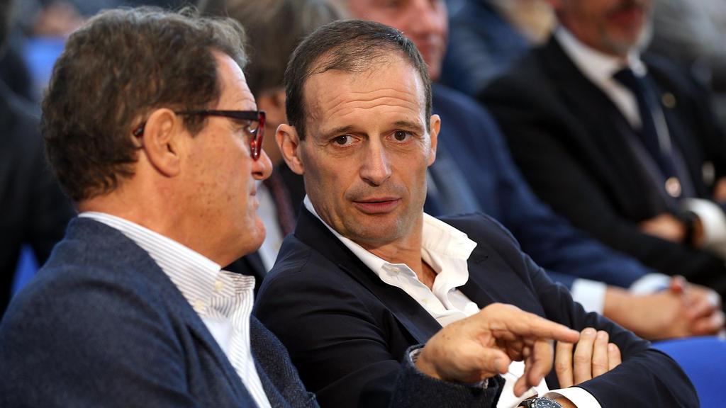Fabio Capello rät Massimiliano Allegri vom FC Bayern ab