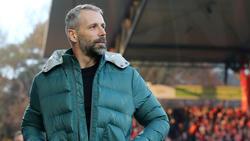 Marco Rose fordert mit Gladbach den FC Bayern