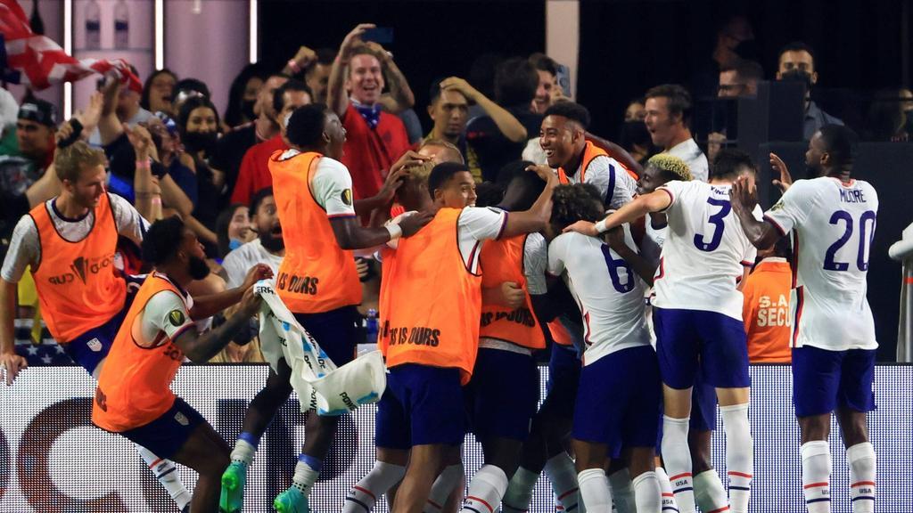 Die USA haben den Gold Cup gewonnen