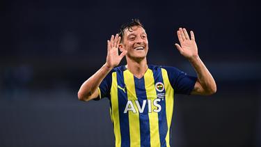 War beim Saisonauftakt der Matchwinner für Fenerbahce: Mesut Özil