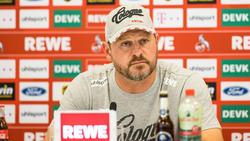 Steffen Baumgart, Cheftrainer beim 1. FC Köln