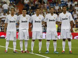 Real präsentiert die Neuzugänge 2011