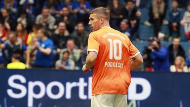 Lukas Podolski sprach über seine Zukunftspläne
