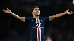 Marquinhos continuará su carrera en Francia.