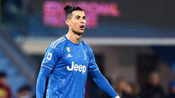 Cristiano Ronaldo en una imagen de este año.