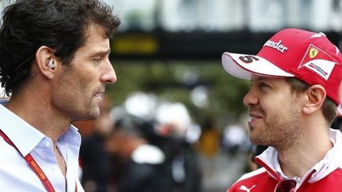 Mark Webber findet, dass Sebastian Vettel ausgelaugt wirkt - von Ferrari?