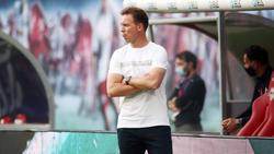 Julian Nagelsmann verpasste gegen Hertha BSC den Sieg