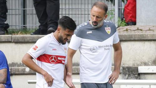 Fehlt dem VfB mehrere Wochen: Nicolás González (l.)
