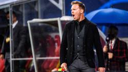 Erfolgreicher Start für Julian Nagelsmann und RB Leipzig