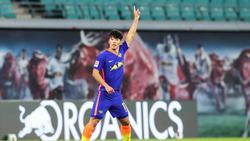 Befindet sich mit seinem Nationalteam in Isolation: Leipzigs Hee-chan Hwang