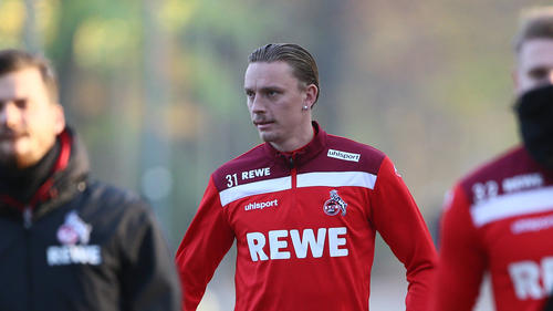 Marius Wolf ging auf Leihbasis vom BVB zum 1. FC Köln