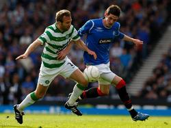 Glasgower Duell im Finale
