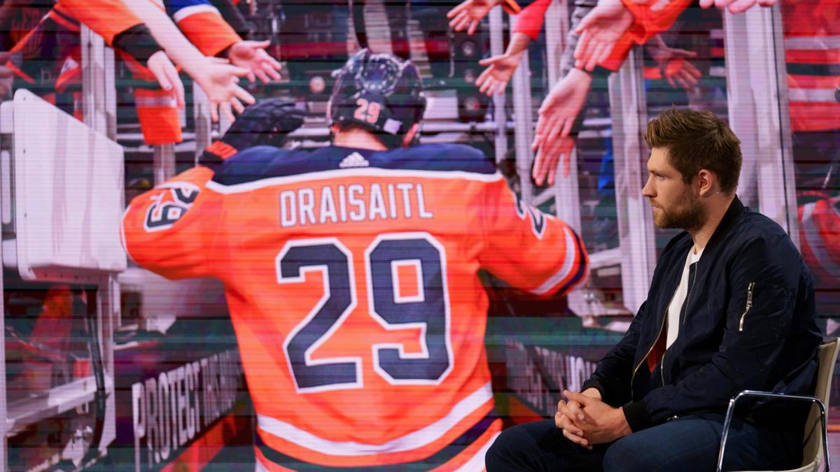 Leon Draisaitl wendete sich an den deutschen Eishockey-Nachwuchs