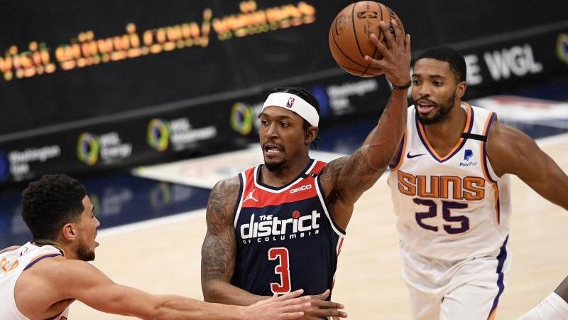 Die Washington Wizards haben zum ersten Mal in dieser NBA-Saison ein Heimspiel gewonnen
