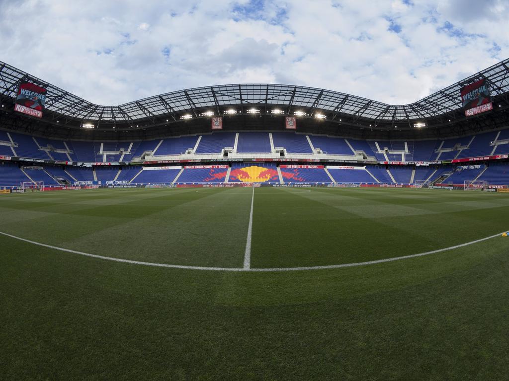 Bento Estrelas neuer Arbeitsplatz: Die Arena der New York Red Bulls