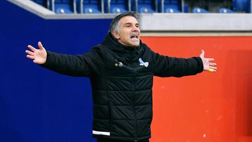 Nach nur zwölf Spielen Amt ist für Gino Lettieri beim MSV wieder Schluss