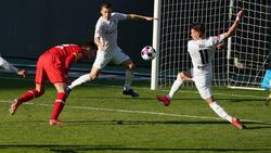 Leverkusen schlägt Gladbach