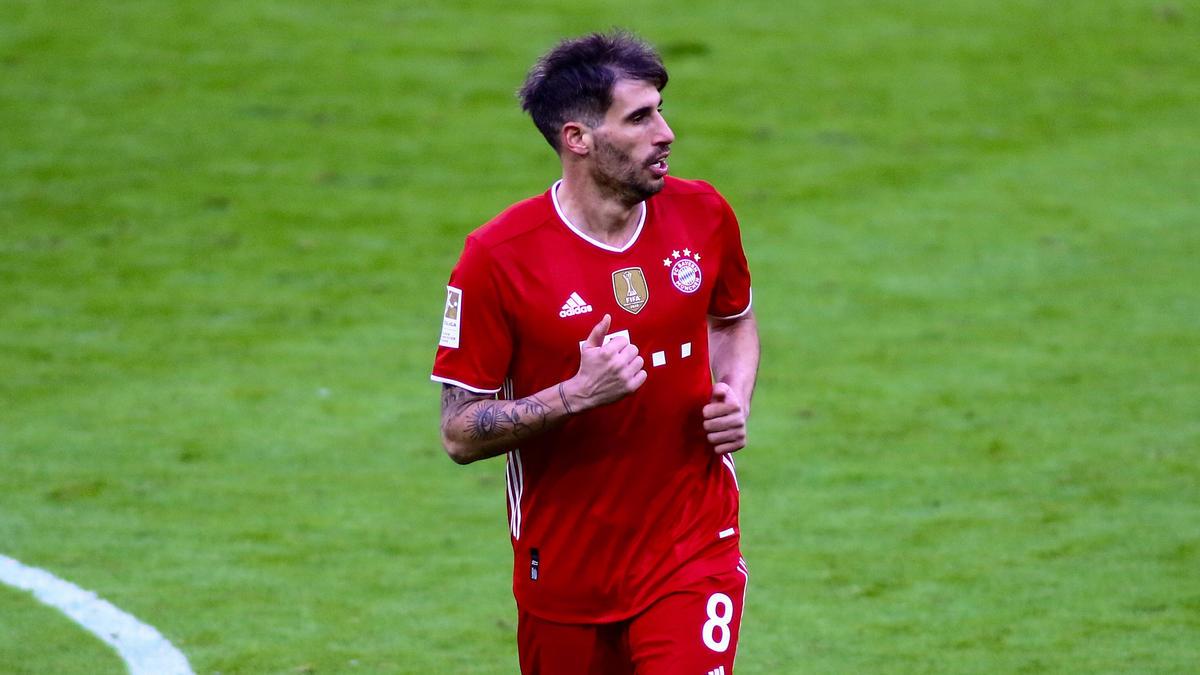 Javi Martínez verlässt den FC Bayern