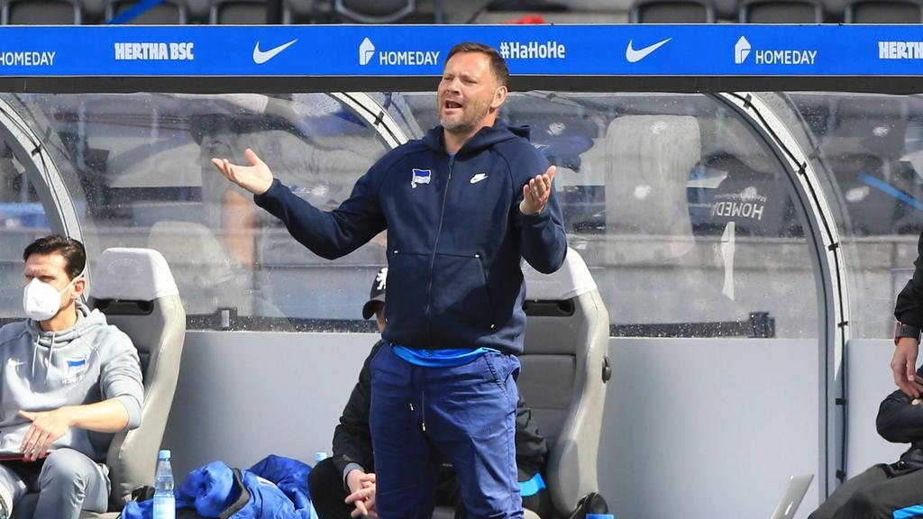 Dárdai hat Hertha BSC kritisiert