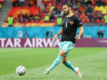 Aleksandar Dragović ist bei den ÖFB-Einsätzen in die Top drei aufgestiegen
