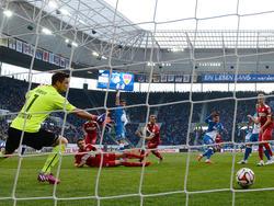 1:0 für Hoffenheim