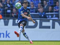 Stephan Salger hat bei Arminia Bielefeld verlängert