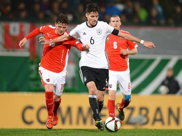 Julian Weigl wird gegen Russland nicht auflaufen
