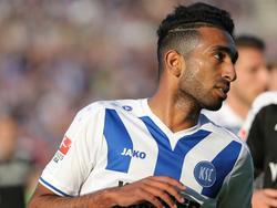 Mohamed Gouaida wechselt vorerst in die Schweiz